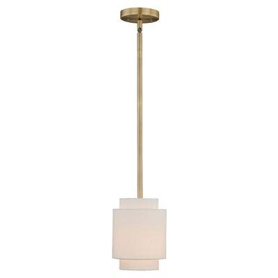 Burnaby 1-Light Mini Pendant