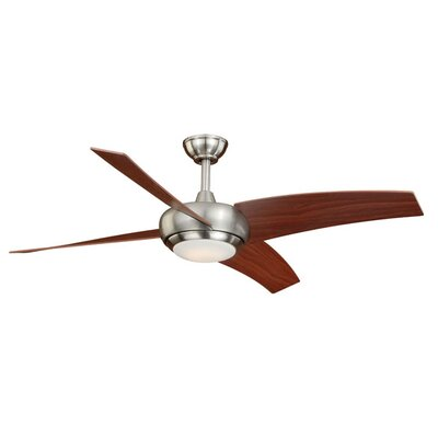48 Racine LED 4-Blade Ceiling Fan