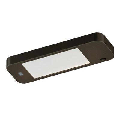 Instalux� 8 LED Under Cabinet Bar Light Finish: Bronze