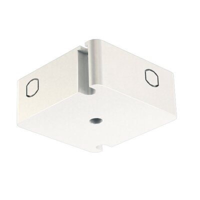 Instalux� Under Cabinet Direct Wire Box Finish: White
