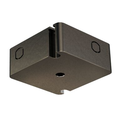 Instalux� Under Cabinet Direct Wire Box Finish: Bronze