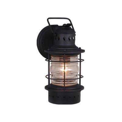 St. Lucia 1-Light Outdoor Wall Lantern