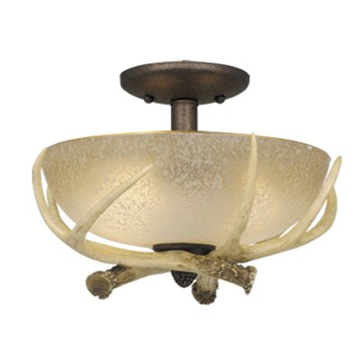 Portillo 2-Light Ceiling Light Kit