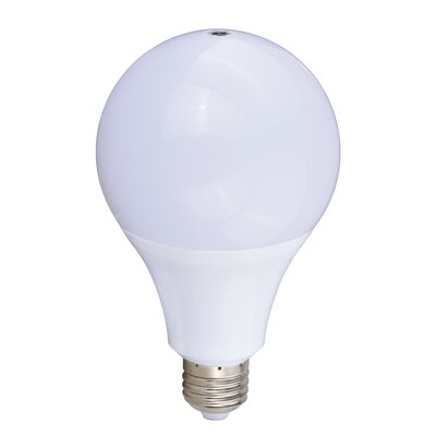 Instalux� 60W Equivalent Soft Cool Sensor Frosted E26/Medium LED Light Bulb