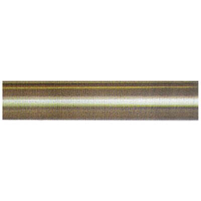 Downrod Extension Finish: Antique Brass, Size: 18 H x 0.75 W x 0.75 D