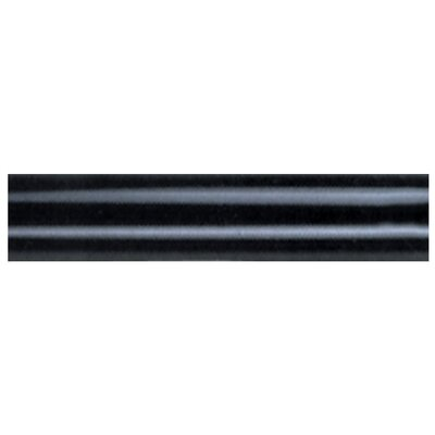 Downrod Extension Finish: Black, Size: 48 H x 0.75 W x 0.75 D