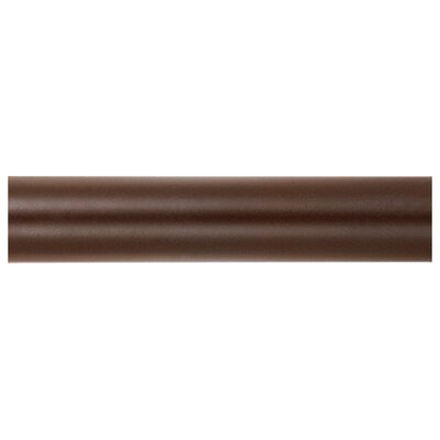 Downrod Extension Finish: Bronze, Size: 18 H x 0.75 W x 0.75 D