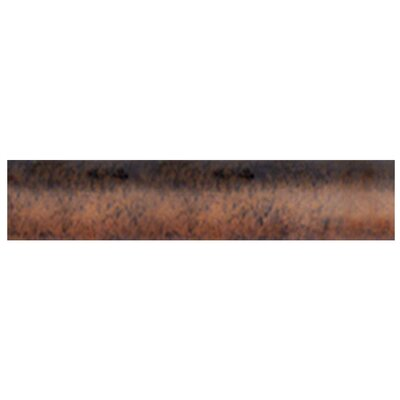 Downrod Extension Finish: Rustic, Size: 12 H x 0.75 W x 0.75 D