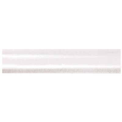 Downrod Extension Finish: White, Size: 12 H x 0.75 W x 0.75 D