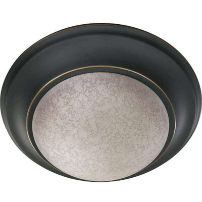 Deer Trail 1-Light Flush Mount