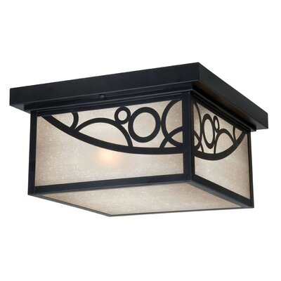 Mundell 2-Light Flush Mount