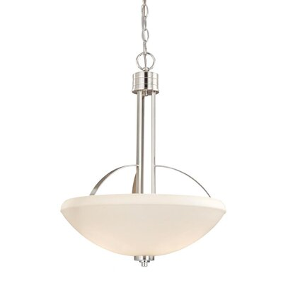 Munden 3-Light Inverted Pendant