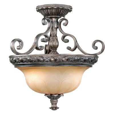 Bellagio Semi Flush Mount