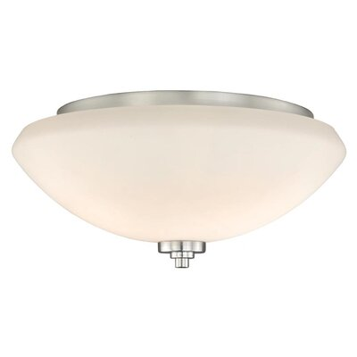 Solna 1-Light Flush Mount