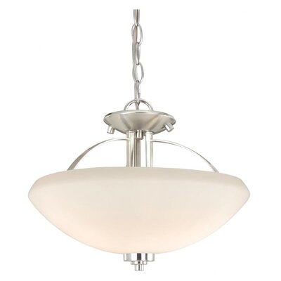 Solna 2-Light Inverted Pendant