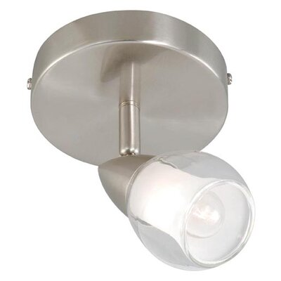 Munsey Semi Flush Mount Spot Light