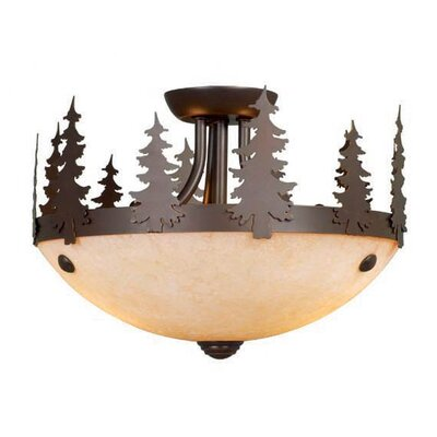 Jennings 2-Light Flush Mount