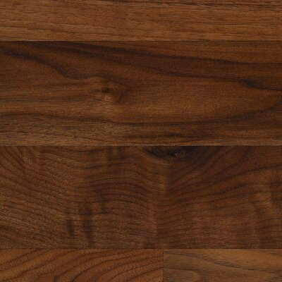 Classic 8 x 47 x 8mm Walnut Laminate Flooring in Chesapeake Walnut