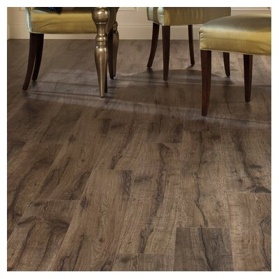 Reclaime 8 x 54 x 12mm Oak Laminate Flooring Plank in Heathered Oak