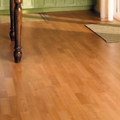 QS 700 8 x 47 x 7mm Cherry Laminate Flooring in Cherry