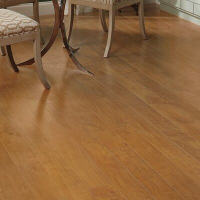 Veresque 5 x 47 x 8mm Maple Laminate Flooring in Varnished Bay Maple