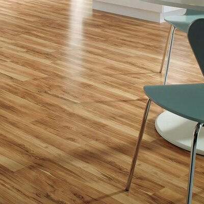 Classic 8 x 47 x 8mm Maple Laminate Flooring in Flaxen Spalted Maple