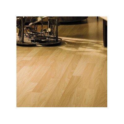 Classic 8 x 47 x 8mm Maple Laminate Flooring in Vermont Maple Plank