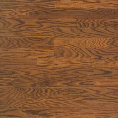 Home Series Sound 8 x 47 x 7mm Oak Laminate Flooring in Spice Oak