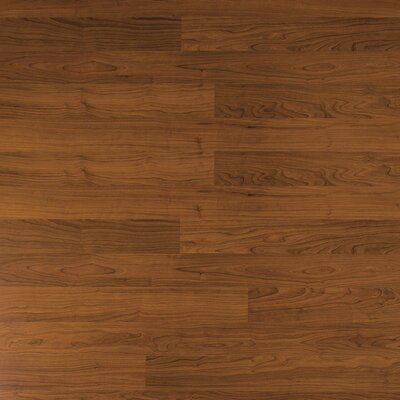 Home Series Sound 8 x 47 x 7mm Cherry Laminate Flooring in Russet Cherry