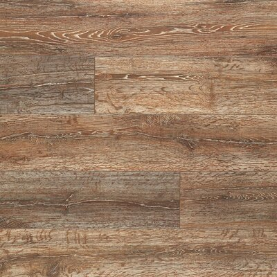 Reclaime 7.5 x 54.34 x 12mm Oak Laminate Flooring in French Country Oak