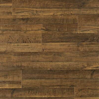 Reclaime 7.5 x 54.34 x 12mm Oak Laminate in Old Town Oak