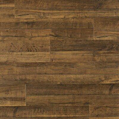Reclaime 7.5 x 54.34 x 12mm Oak Laminate Flooring in Old Town Oak