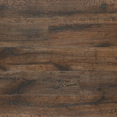 Reclaime 7.5 x 54.34 x 12mm Oak Laminate Flooring in Tudor Oak