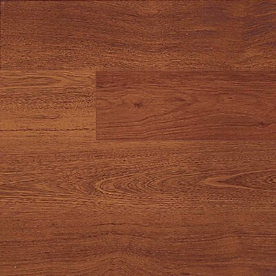 Modello 6.13 x 54.34 x 8mm Merbau Laminate Flooring in Crimson Merbau