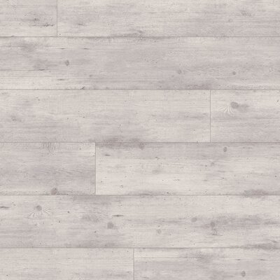 Envique 7.5 x 54.34 x 12mm Oak Laminate Flooring in Urban Concrete Oak