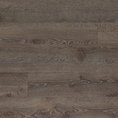 Elevae 6.13 x 54.34 x 12mm Oak Laminate in Mineral Oak