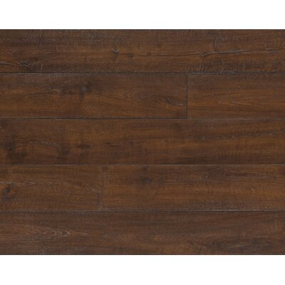 Envique 7.5 x 54.34 x 12mm Oak Laminate Flooring in Dutch Oak