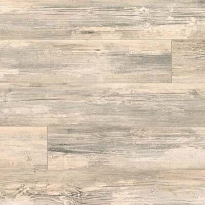 Elevae 6.13 x 54.34 x 12mm Pine Laminate Flooring in Antiqued Pine