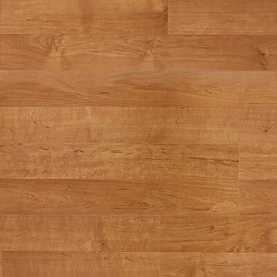 Classic 7.5 x 47.25 x 8mm Alder Laminate Flooring in Terra