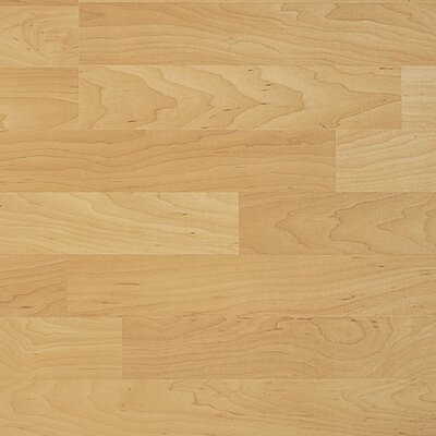 Classic 7.5 x 47.25 x 8mm Maple Laminate Flooring in Vermont Maple