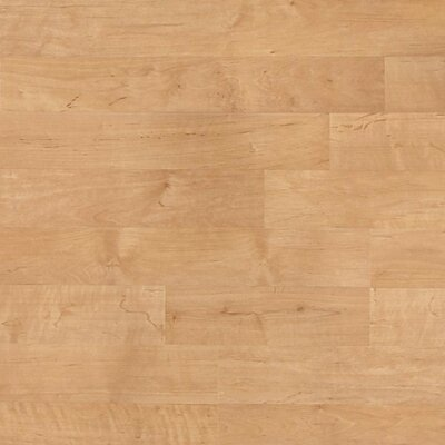 Classic 7.5 x 47.25 x 8mm Alder Laminate Flooring in Bisque Alder