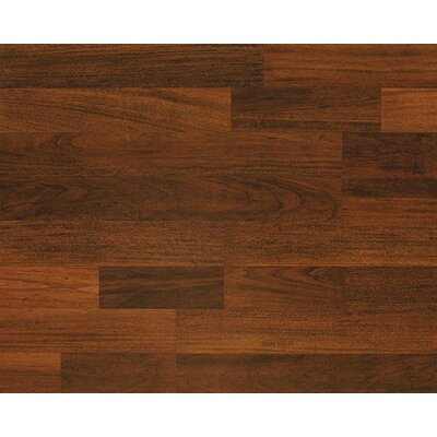 Classic 8 x 47 x 8mm Mahogany Laminate Flooring in Everglade Mahogany