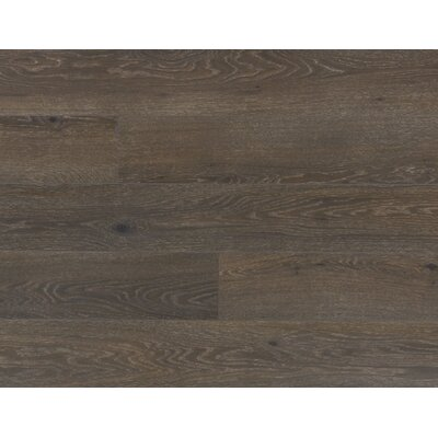 Veriluxe 8 x 80.68 x 9.5 mm Oak Laminate Flooring in Graphite