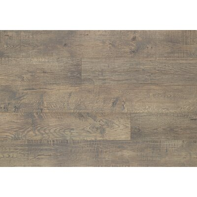 Reclaime 7.5 x 54.34 x 12 mm Oak Laminate Flooring in Trellis