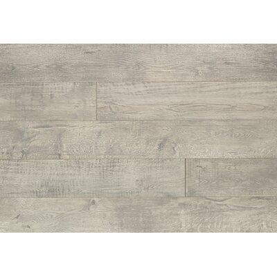 Reclaime 7.5 x 54.34 x 12 mm Oak Laminate Flooring in Armor