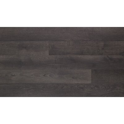 Elevae 6 x 54.34 x 12 mm Oak Laminate Flooring in Inked
