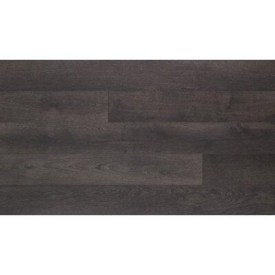 Elevae 6 x 54.34 x 12 mm Oak Laminate Flooring in Inked