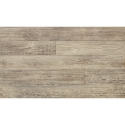 Elevae 6 x 54.34 x 12 mm Chestnut Laminate Flooring in Silver Sands