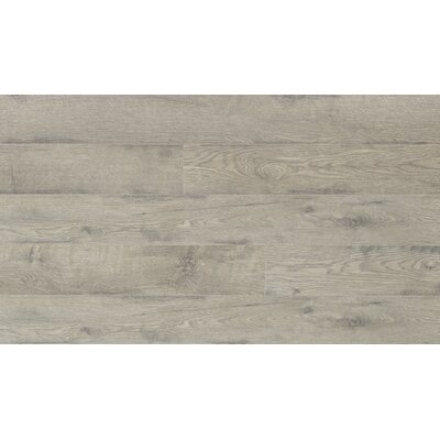 Elevae 6 x 54.34 x 12 mm Oak Laminate Flooring in Salt Swept