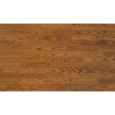 QS 700 8 x 47 x 7mm Oak Laminate Flooring in Red Oak Gunstock